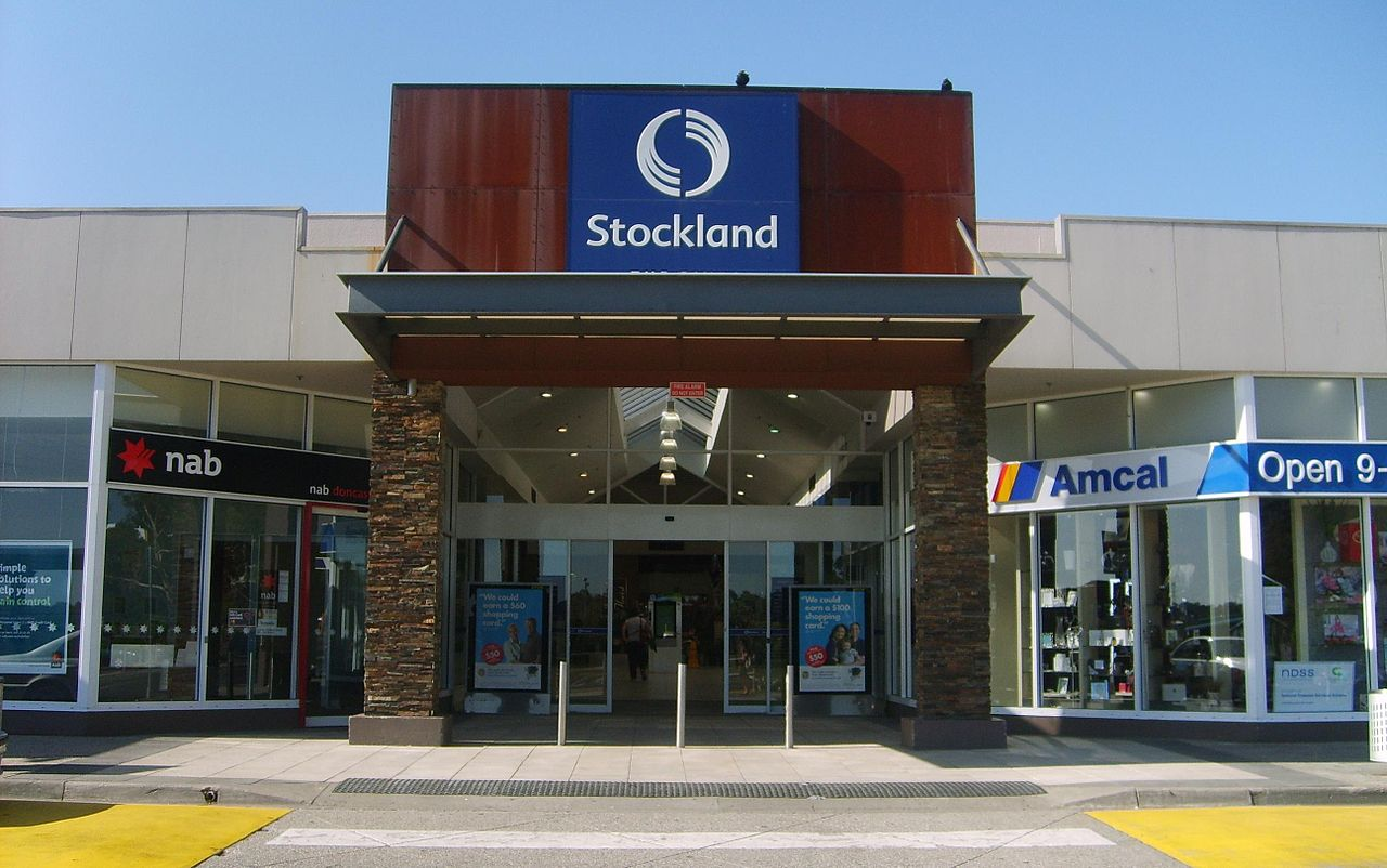 Stocklands - The Pines Shopping Centre - Melbourne