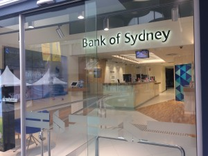 Bank of Sydney, Chatswood (KAE All Services)