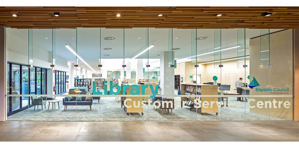 East Gardens Shopping Center - Bayside Council Library
